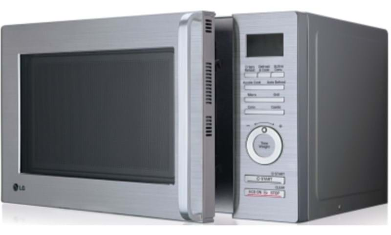 Lg 32l Convection Grill Microwave Mj3284uab