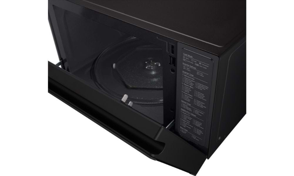 Lg 39l Neochef Smart Inverter Convection Oven Mj3966abs